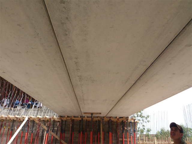 Hollow Core Slabs   PPB structures